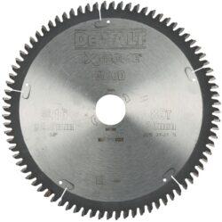 DEWALT DT4286 Pilový kotouč 216x30 80z laminát-Pilový kotouč 216x30 80z laminát