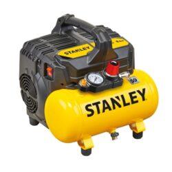 STANLEY DST 100/8/6 Kompresor bezolejový B6CC304STN703-Kompresor bezolejový 0,75kW 6l 8bar