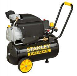 STANLEY D 251/10/24S Kompresor olejový FCCC4G4STF515-Kompresor olejový 1,8kW 24l 10bar