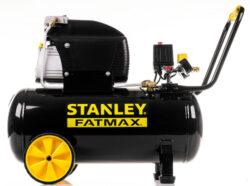 STANLEY D 251/10/50S Kompresor olejový FCDV4G4STF517-Kompresor olejový 1,8kW 50l 10bar