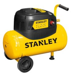 STANLEY D 200/8/24 Kompresor bezolejový B6CC304STN003-Kompresor bezolejový 1,1kW 24l 8bar
