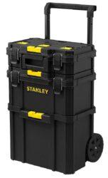 STANLEY STST83319-1 Box na nářadí pojízdný 50x40x74cm FATMAX  Akce 3Q 20-Box na nářadí pojízdný 50x40x74cm