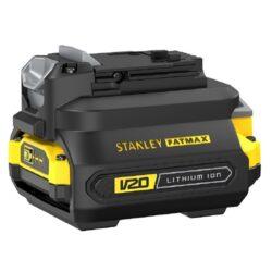 STANLEY SFMCB100-XJ Adaptér baterie z 18V na 20V SFM-Adaptér baterie z 18V na 20V